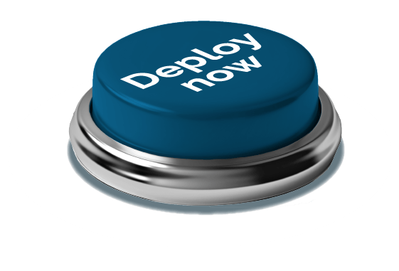 deploy button